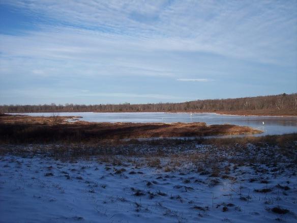 Splashdam Pond