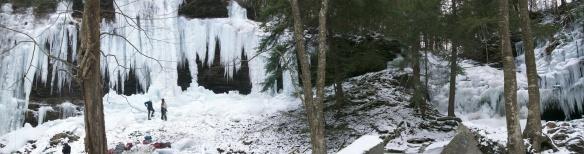 Beautiful Kasson Falls