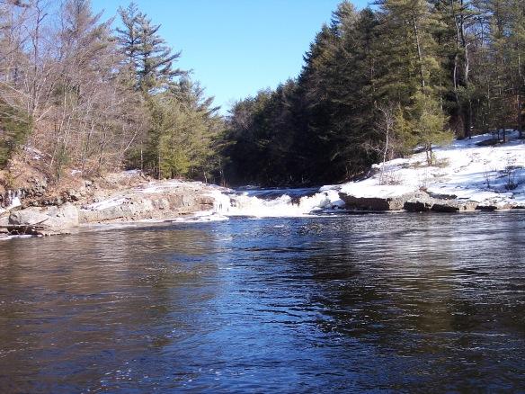Tobyhanna Falls