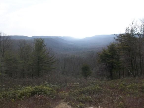 New Lancaster Valley vista