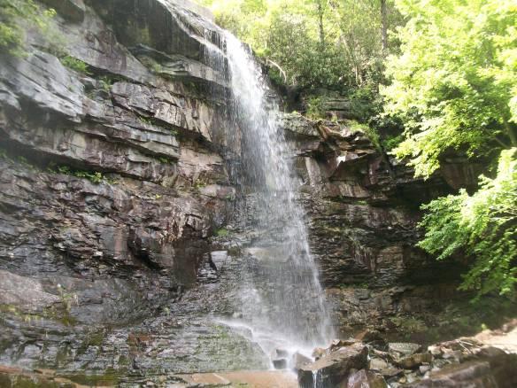 Chameleon Falls, Glen Onoko