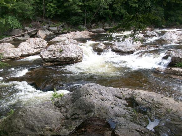 Haystacks Rapids