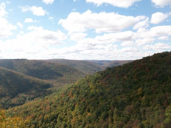 Raven Rock (Flat Top Vista)