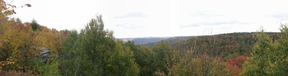 Flat Top Panorama