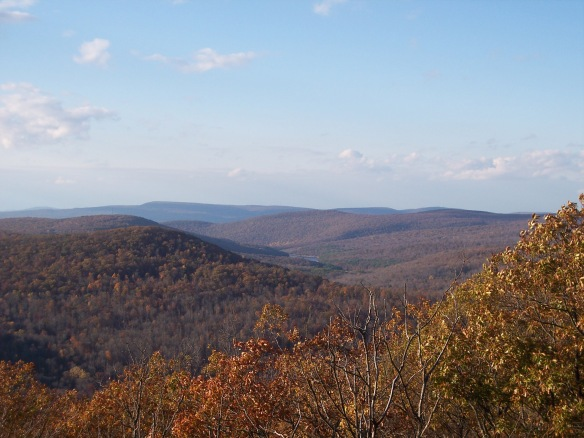 View from Panther Hill