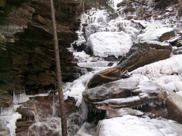Somer Brook Falls