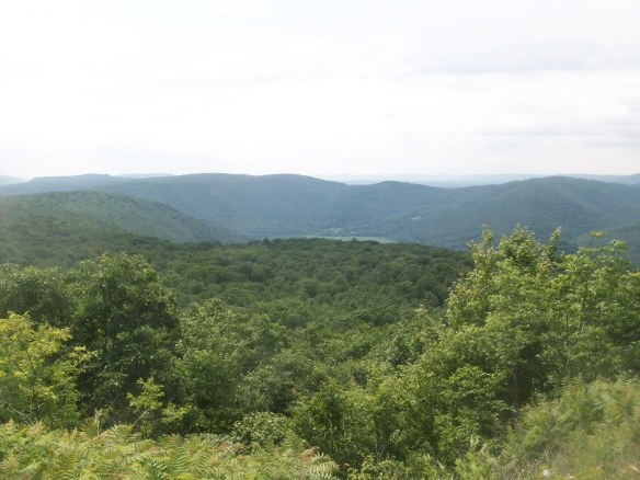 High Knob Overlook