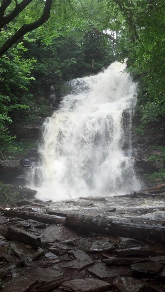 Ganoga Falls