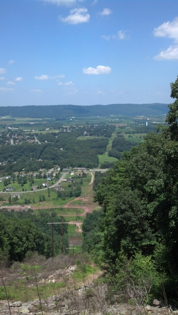 View from Berry Mountain