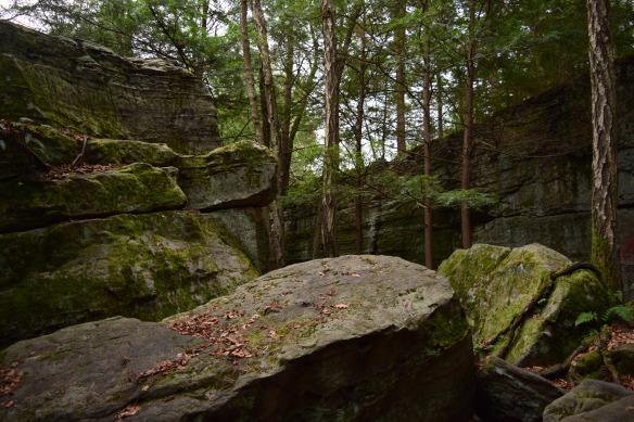 Bilger's Rocks